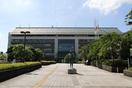 成田市役所へのアクセス|成田市